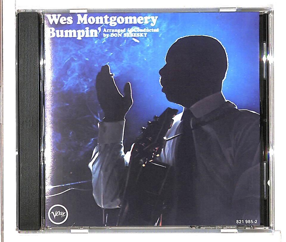 BUMPIN'/WES MONTGOMERY WES MONTGOMERY 画像