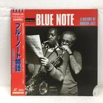 BLUE NOTE/A HISTORY OF MODERN JAZZ