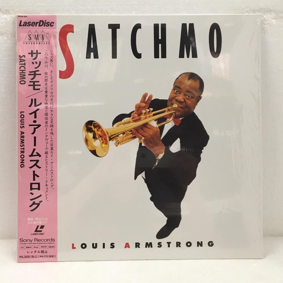 SATCHMO/LOUIS ARMSTRONG LOUIS ARMSTRONG 画像