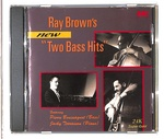 "RAY BROWN'S NEW ""TWO BASS HITS"""