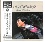 MR.WONDERFUL/AYAKO HOSOKAWA