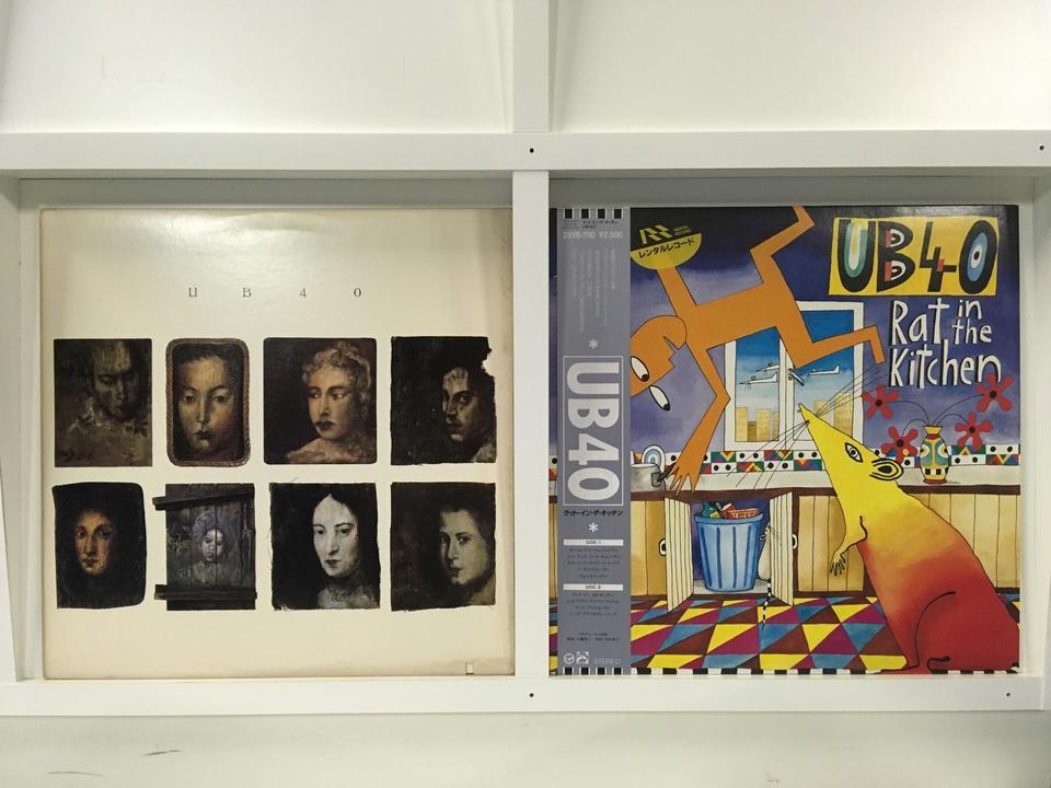 UB40 4枚セット  画像