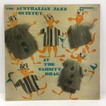 THE AUSTRALIAN JAZZ QUINTET AT THE VARSITY DRAG
