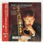 HEAVY HITTERS/ERIC ALEXANDER