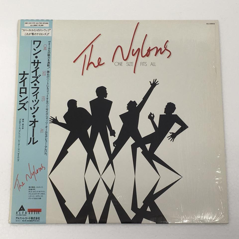ONE SIZE FITS ALL/THE NYLONS THE NYLONS 画像