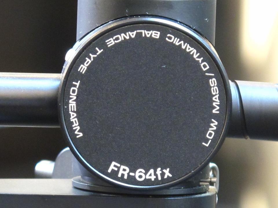 FR-64fx fidelity-research 画像