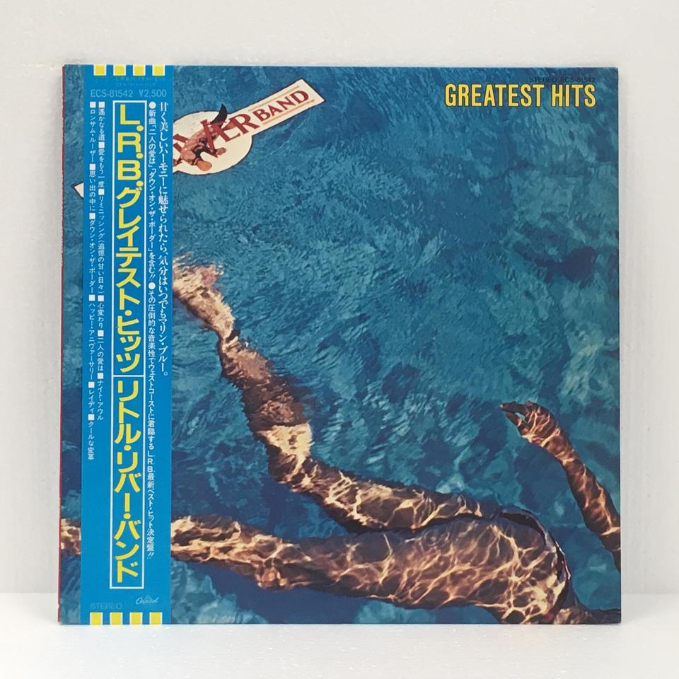 GREATEST HITS/LITTLE RIVER BAND LITTLE RIVER BAND 画像