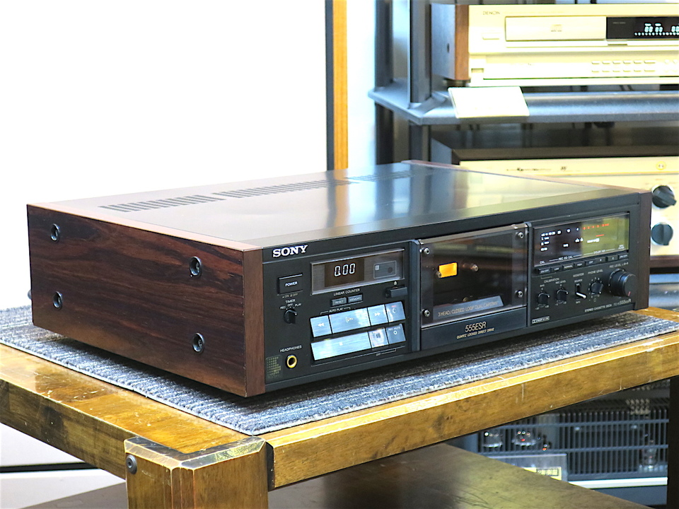 TC-K555ESR SONY 画像