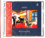 【未開封】SMILE/WILLIAM SILK