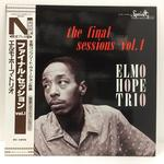 THE FINAL SESSIONS VOL.1/ELMO HOPE