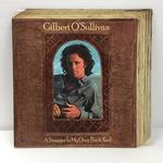 A STRANGER IN MY OWN BACKYARD/GILBERT O'SULLIVAN