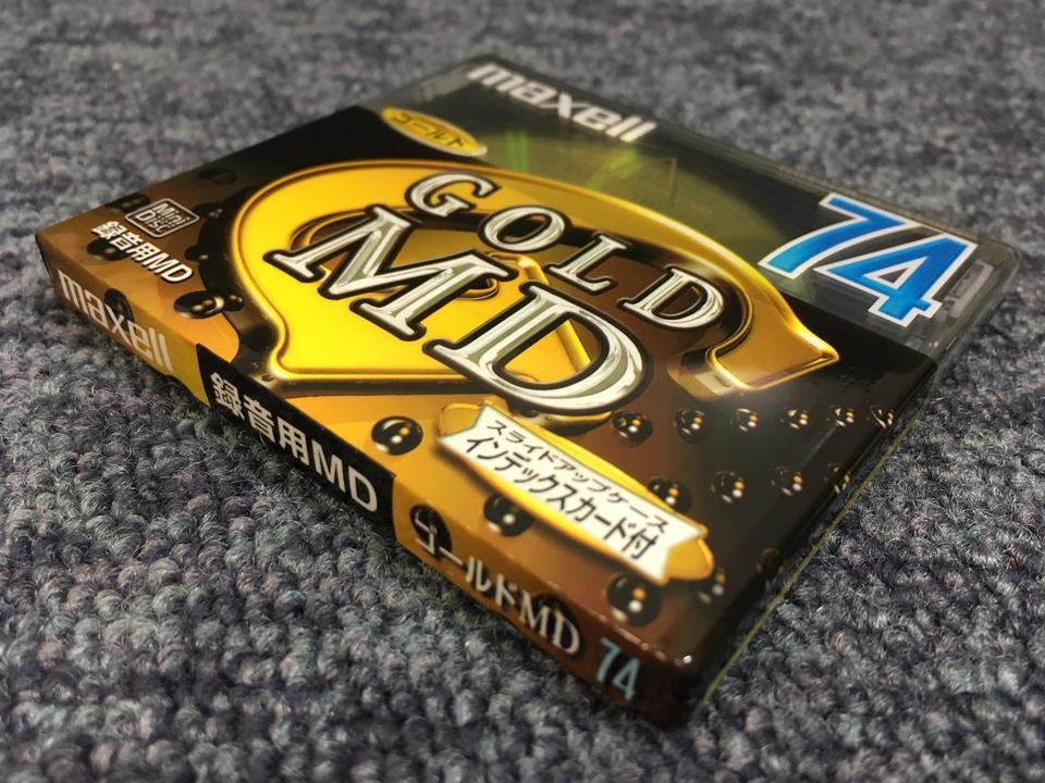【未開封】GOLD MD 74  画像