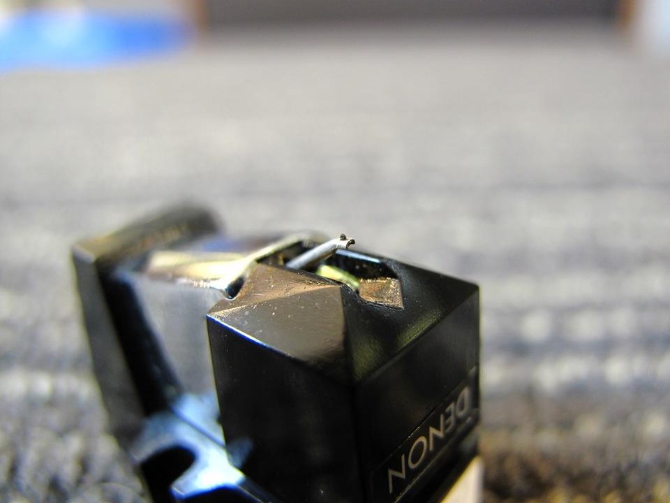 DL-8A DENON 画像