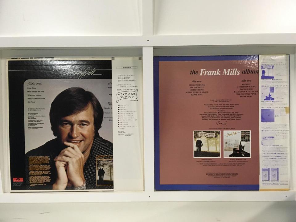 フランク・ミルズ 4枚セット  画像
