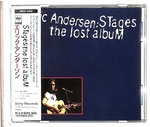 STAGES:THE LOST ALBUM/ERIC ANDERSEN