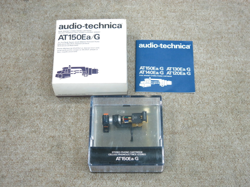 AT150Ea/G audio-technica 画像