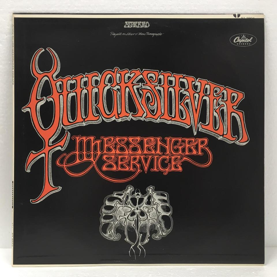 QUICKSILVER MESSENGER SERVICE QUICKSILVER MESSENGER SERVICE 画像
