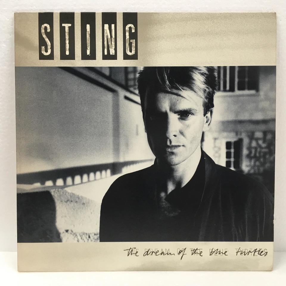THE DREAM OF THE BLUE TURTLES/STING STING 画像