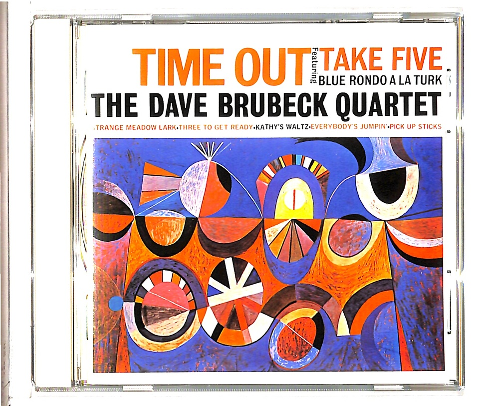 TIME OUT/DAVE BRUBECK DAVE BRUBECK 画像