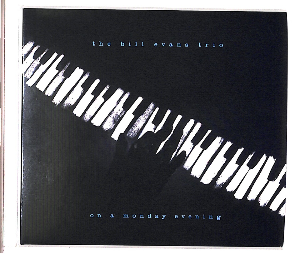 ON A MONDAY EVENING/BILL EVANS BILL EVANS 画像