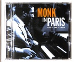 MONK IN PARIS LIVE AT OLYMPIA/THELONIOUS MONK