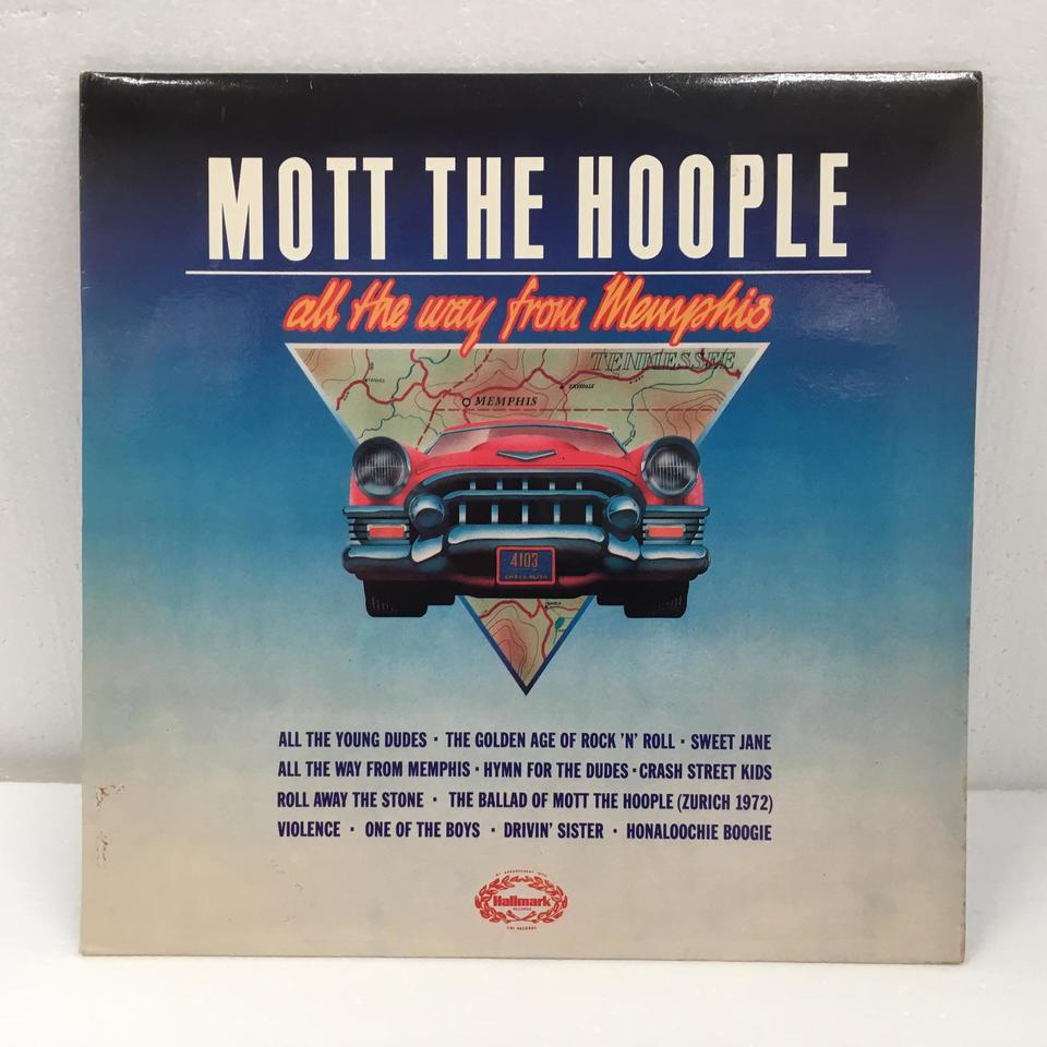 ALL THE WAY FROM MEMPHIS/MOTT THE HOOPLE MOTT THE HOOPLE 画像