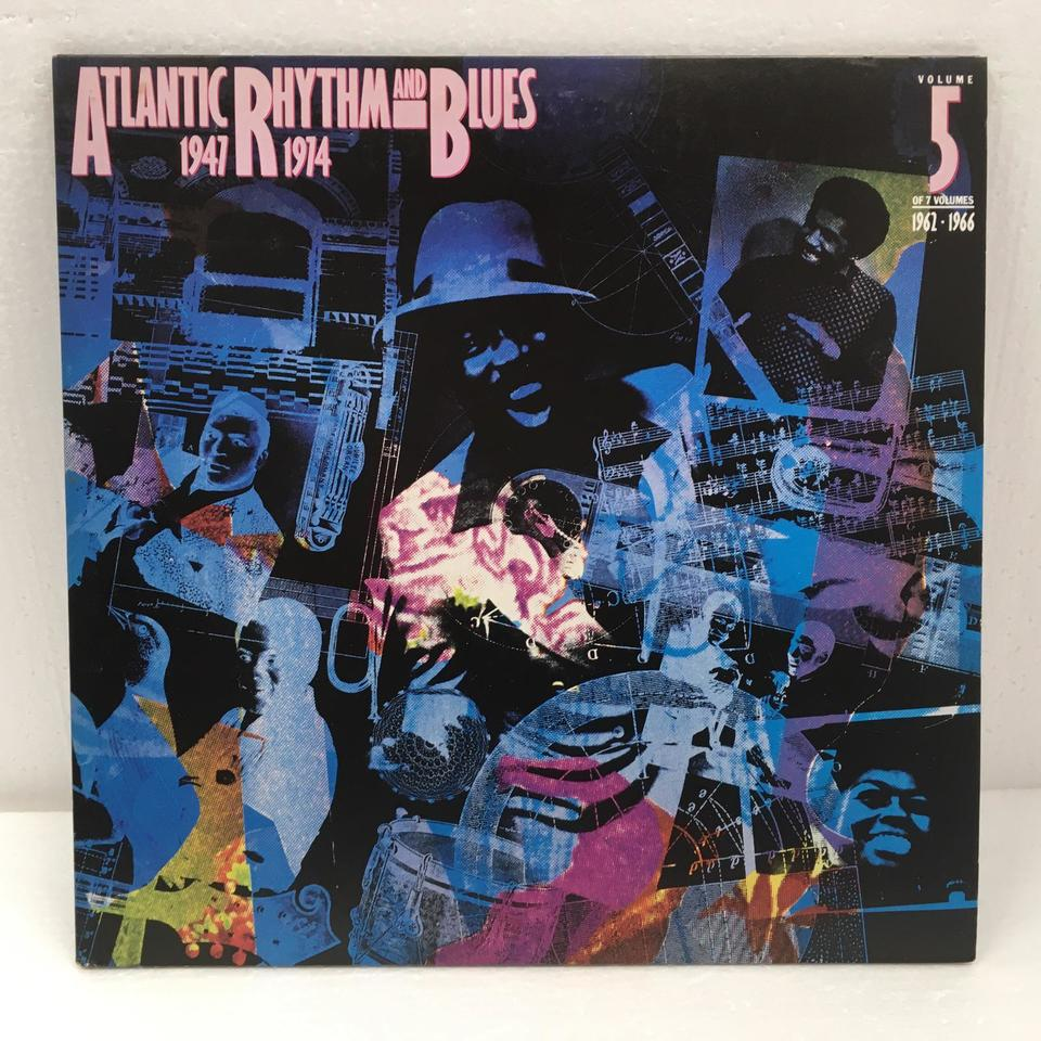 ATLANTIC RHYTHM & BLUES 1947-1974 VOL.5 1962-1966 V.A. 画像