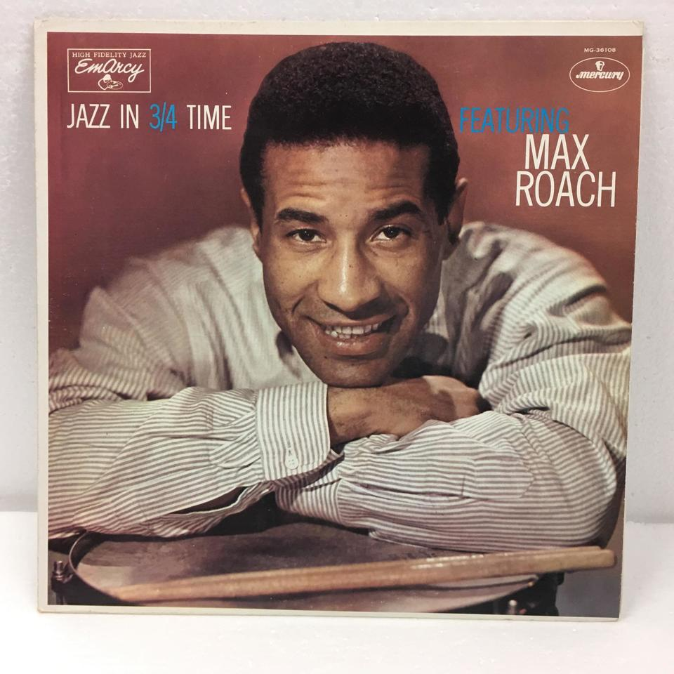 JAZZ IN 3/4 TIME/MAX ROACH MAX ROACH 画像