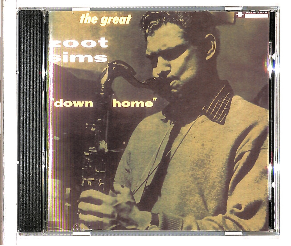 DOWN HOME/ZOOT SIMS ZOOT SIMS 画像