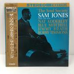 THE SOUL SOCIETY/SAM JONES