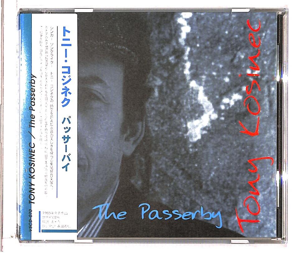 THE PASSERBY/TONY KOSINEC TONY KOSINEC 画像