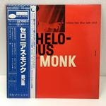 GENIUS OF MODERN MUSIC VOL.2/THELONIOUS MONK