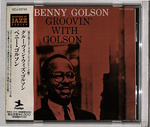 GROOVIN' WITH GOLSON/BENNY GOLSON