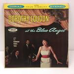 DOROTHY LOUDON AT THE BLUE ANGEL