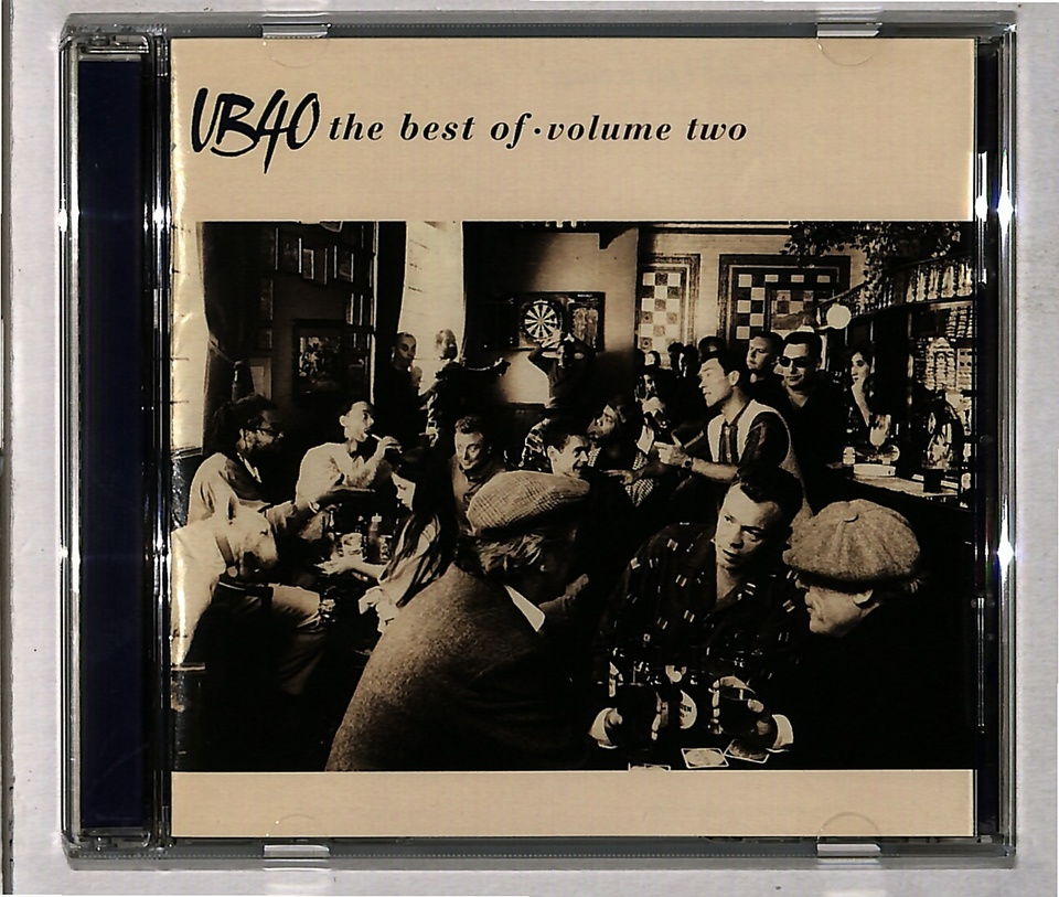THE BEST OF UB40 VOLUME TWO  画像