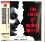 THE VOICE OF AUDREY MORRIS