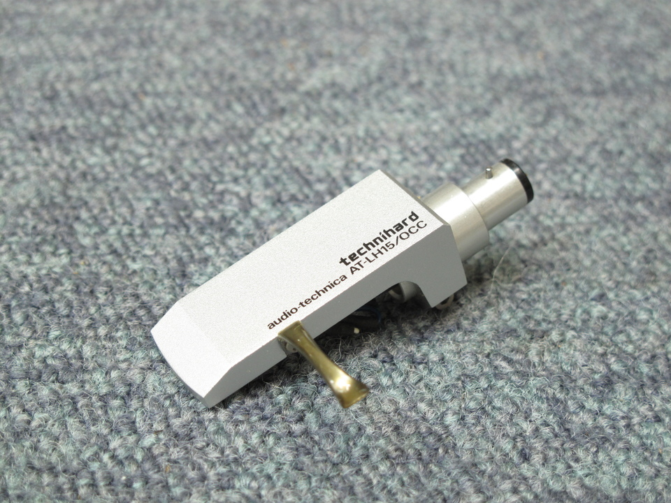 AT-LH15/OCC audio-technica 画像
