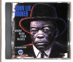 MORE REAL FOLK BLUES/JOHN LEE HOOKER