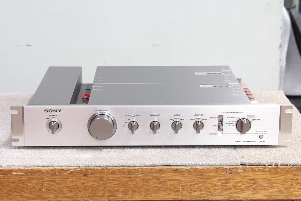 TA-E88 SONY 画像