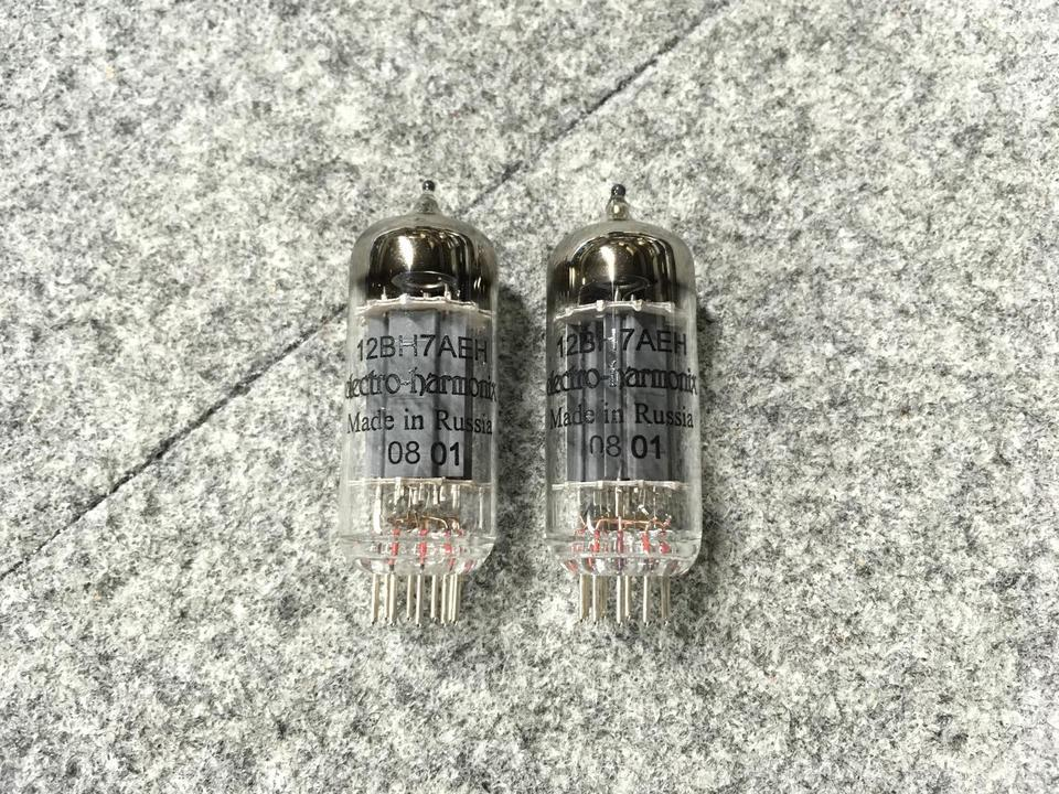 12BH7AEH ELECTRO-HARMONIX 画像