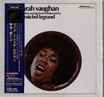 SARAH VAUGHAN OECHESTRA ARRANGED & CONDUCTED BY MICHEL LEGRAND