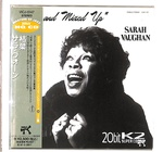 CRAZY AND MIXED UP/SARAH VAUGHAN