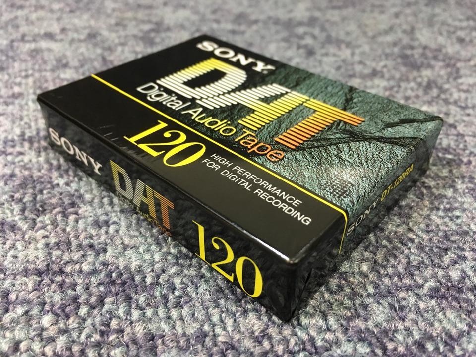 【未開封】DAT120(DT-120RA)  画像