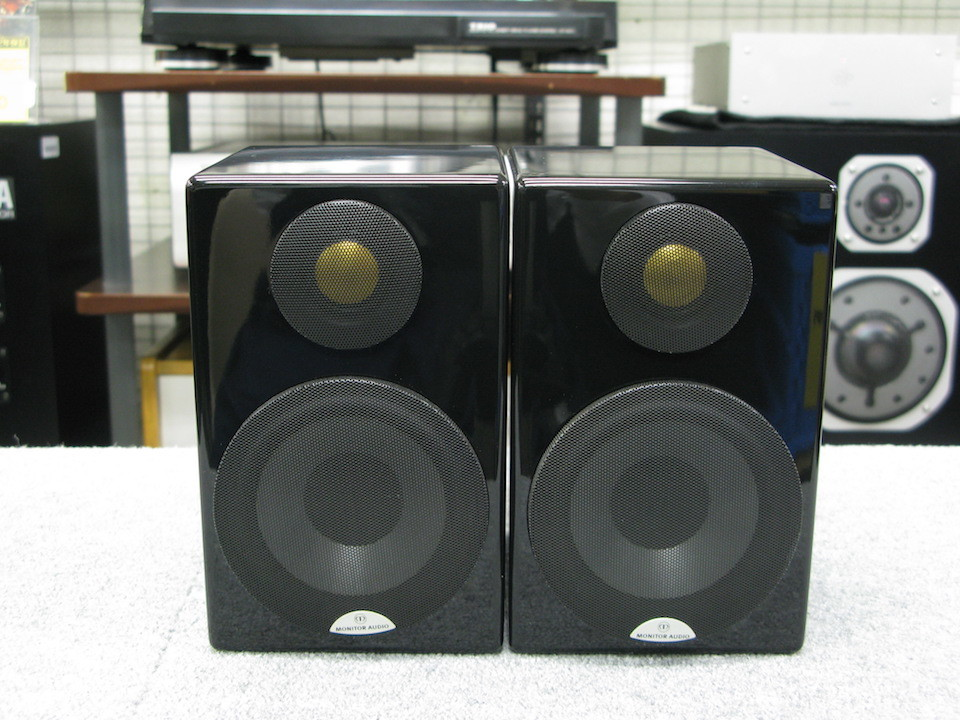Radius 90 Monitor audio 画像