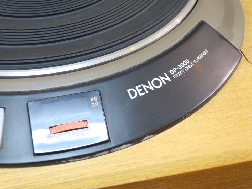 DP-3000+3009 S2 improved DENON 画像