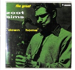 DOWN HOME/ZOOT SIMS