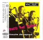 SWING'S THE THING/ILLINOIS JACQUET