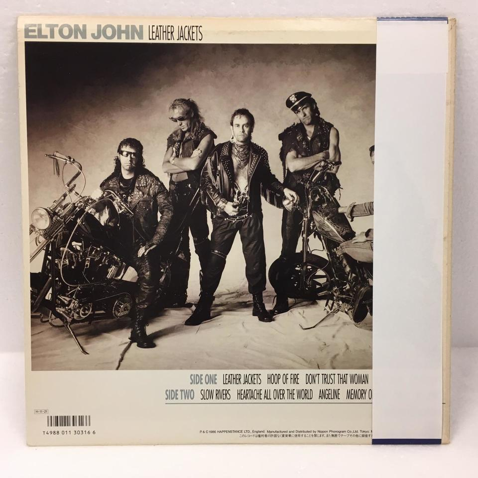 LEATHER JACKETS/ELTON JOHN ELTON JOHN 画像