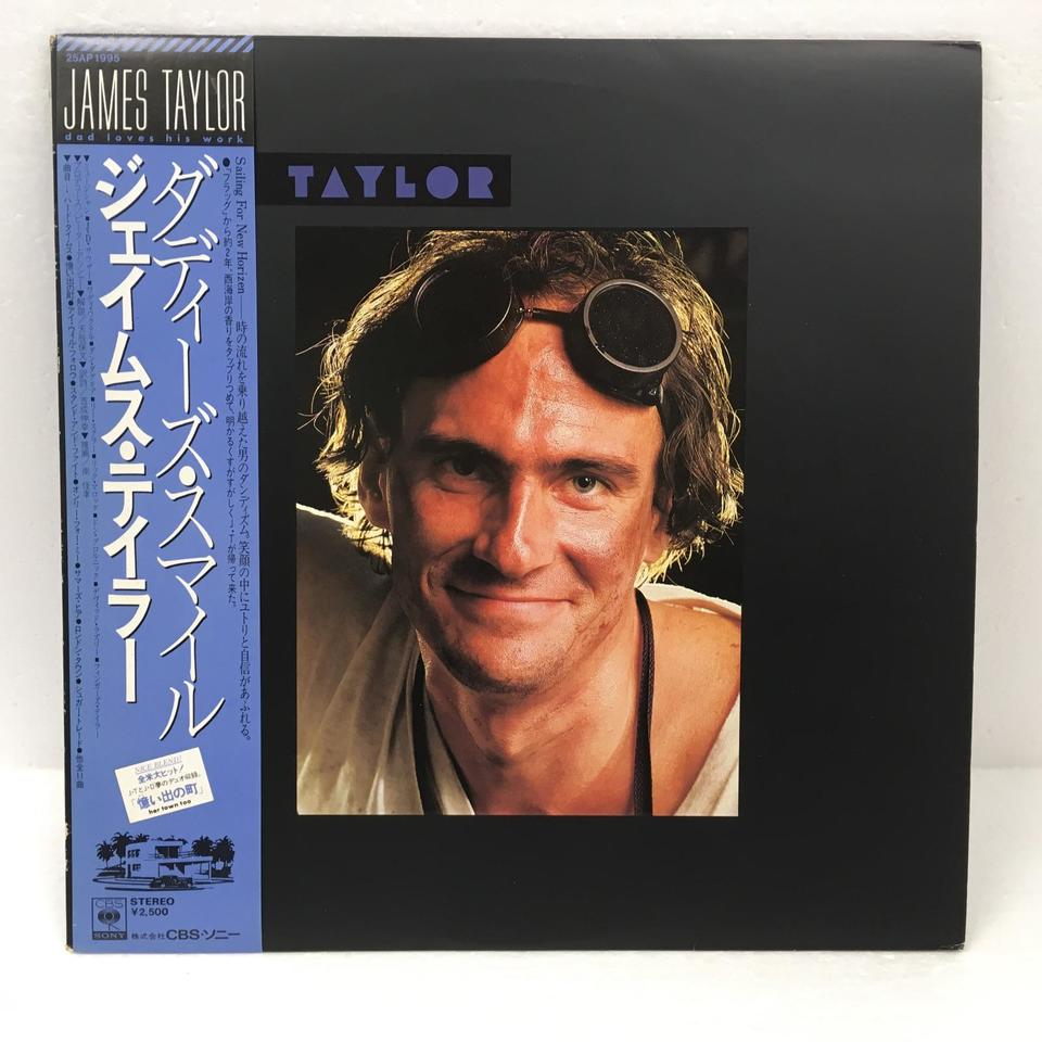 DOD LOVES HIS WORKS/JAMES TAYLOR JAMES TAYLOR 画像