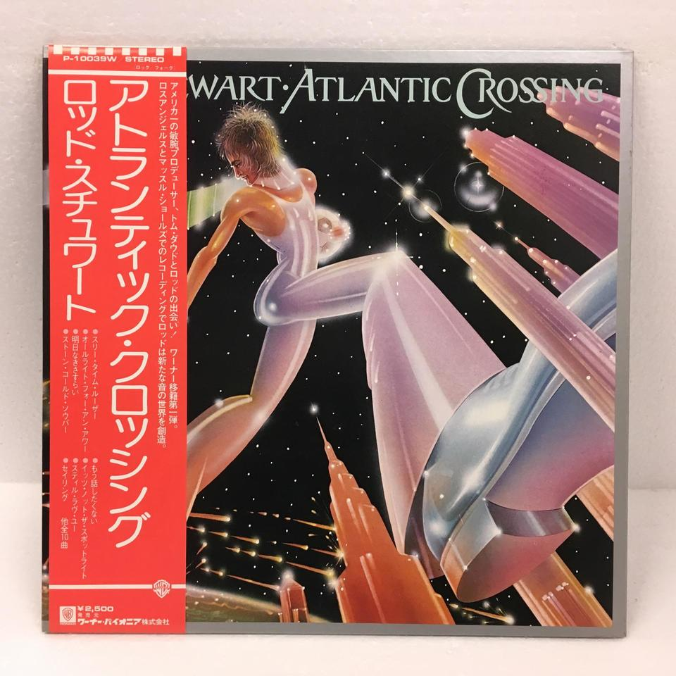 ATLANTIC CROSSING/ROD STEWART ROD STEWART 画像